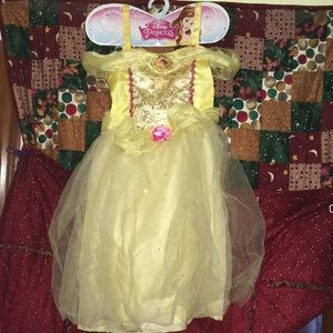 New Princess Belle Gown